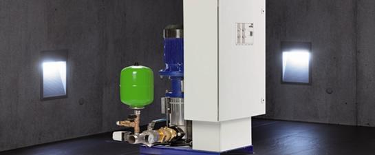KSB Booster Sets | London Pumps