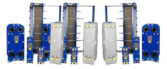 UK Plate Heat Exchangers | London Pumps